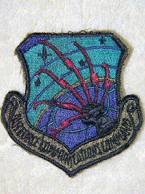 Air Force Communications Command patch- unused