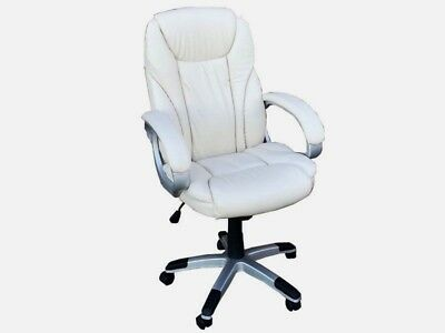 Recliner chair office presidential directional operational double padding