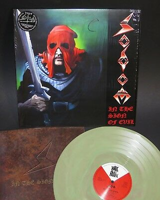 "SODOM - In the Sign of Evil 12"" LIM. WAX MANIAX"