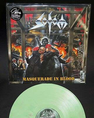 SODOM - Masquerade in Blood LP (exodus kreator slayer)