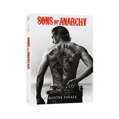Sons Of Anarchy - Stagione 07 (5 Dvd) Dvd 5051891143753