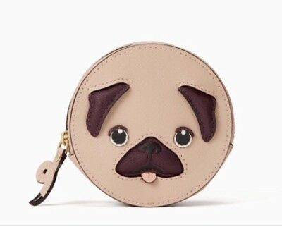 NWT Kate Spade Year Of The Dog Coin Purse Wallet Novelty Bag