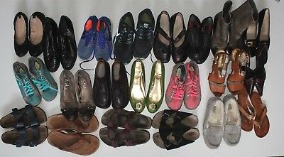Lot Wholesale Used Shoes Rehab Resale Michael Kors Olukai Tory Burch  bYnY