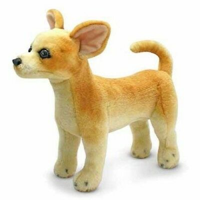 Chihuahua Pup Doggie / Adorable Poseable / Lifelike & Size / Never Runs Away