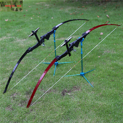 Archery Practice Longbows 18/30/40lbs Outdoor Hunting Sporting JH401 Type B
