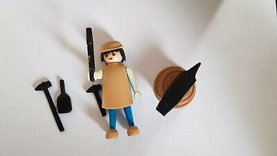Playmobil  Schmied/ Ambos 1977  (3370)
