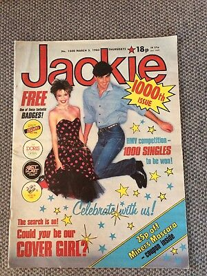 1000th Edition Vintage Jackie Collectors Magazine. *RARE* 1983