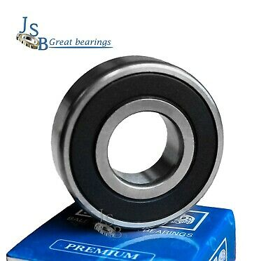 (Qty.10) 6015-2RS HCH Premium 6015 2rs seal bearing ball bearings 6015 RS ABEC3