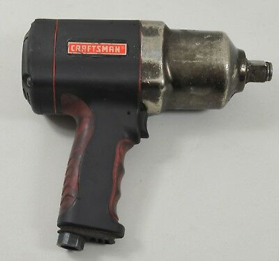 "Craftsman 3/4"" Inch. Heavy Duty Air Impact Wrench Used"