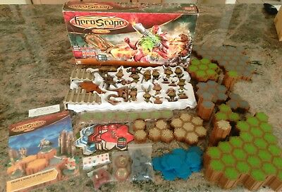 Heroscape Master Set Rise of the Valkyrie LIKE NEW 100% COMPLETE W BOX & TRAY