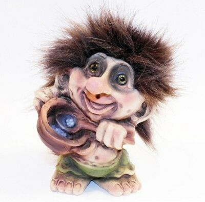 Troll Nyform 097 Con Mirtilli Originale Collezione Norvegese Portafortuna