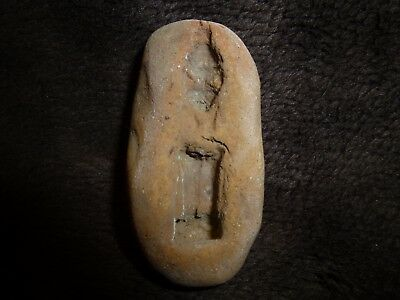 Egyptian Amulet Mould Late Period, 664-332 BC