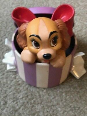 1999 Walt Disney Lady And The Tramp Membership Piece,-  Wdcc