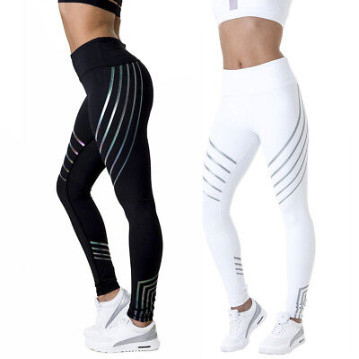 0c9ca903ae3b Womens Workout Leggings Sports Yoga Gym Fitness Pants Jumpsuit Athletic  Clothes