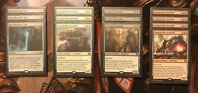MtG: Mardu Gearhulk Turnierdeck / 60 + 15 Sideboard / Standard Legal. NEU!!!