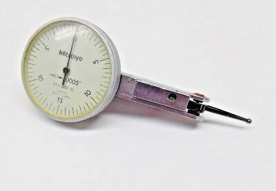 Mitutoyo .0005 Inch Dial Indicator No 513-202