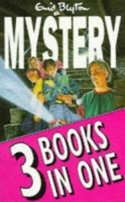 "Mystery: 3 Books in One - ""Rockingdown Mystery"", ""R... by Blyton, Enid Paperback"