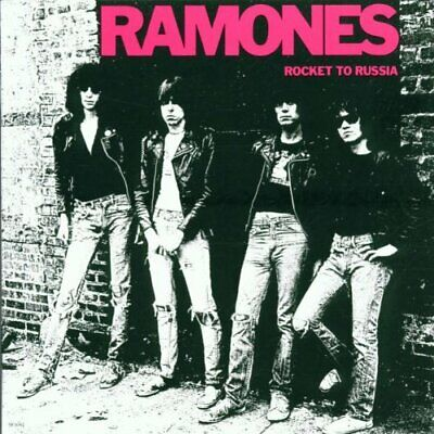 Ramones - Rocket To Russia - Ramones CD OLVG The Cheap Fast Free Post The Cheap