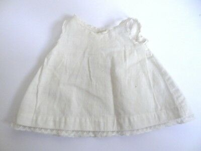 """Vintage Shirley Temple Dolls 1930's 16"""" Doll Lacy White Slip #3"""