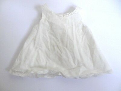 """Vintage Shirley Temple Dolls 1930's 16"""" Doll Lacy White Slip #4"""