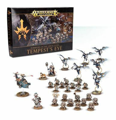 Warhammer Age Of Sigmar Warriors of the great cities: Tempest's Eye BNIB