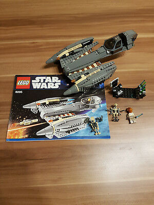 LEGO Star Wars General Grievous' Starfighter 8095