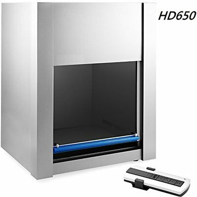 HD-650 Laminar Flow Hood Filter Class 100 Horizontal Fan For Lab And Industry