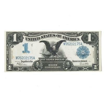 [US] 1899 Black Eagle $1 Silver Certificate FR-236 Lot 728