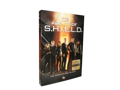 Agents of S.H.I.E.L.D. SHIELD Complete First Season 1 One (DVD Set) Marvel