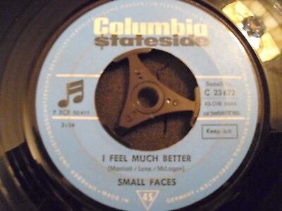 Small Faces . Tin soldier .Single