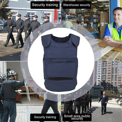 Security Guard Vest Stab-resistant Genuine Tactical Vest Protecting Clothes FA