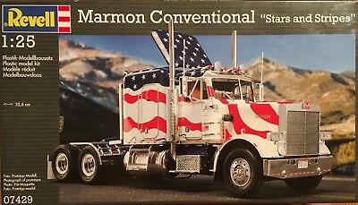 "Revell 1/25 MARMON CONVENTIONAL ""Stars and Stripes"""