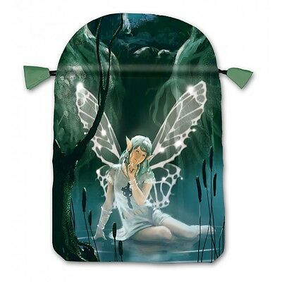 NEW Fairy Satin Tarot Bag Lo Scarabeo