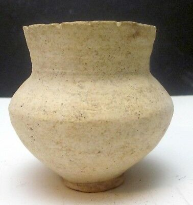 Biblical Ancient Holy Land Roman Clay Pottery/Urn from Judea with COA