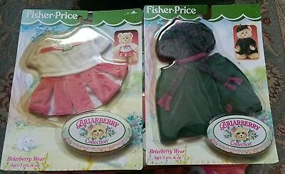 Fisher-Price Briarberry Wear Collection 2 outfits
