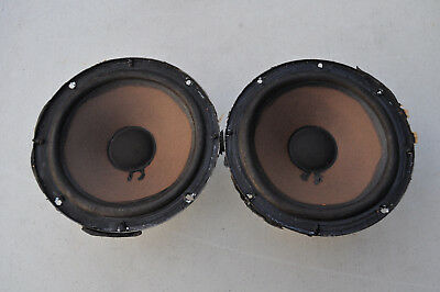 Acoustic Research - Ar 4X Vintage Speakers - (2) Woofers 1968