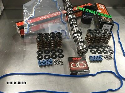 Ls1 Gen3 Street/strip Cam Kit 239/242@050 Aggressive Idle Big Power 2800-7000