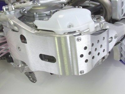 Works Connection Skid Plate  10-275  YAMAHA YZ250F 2006 Made In USA