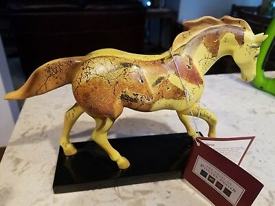 "The Trail of Painted Ponies ""RUNNING WITH THE ANCESTORS""  1E/5200 Item 12210"
