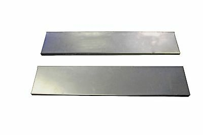 1928 1929 Ford Model A Smooth Running Board Set 28,29    New Pair!!!