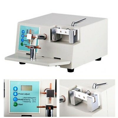 Dental Spot Welder HL-WD2 Welding Teeth Orthodontic Materials Heat Treatment