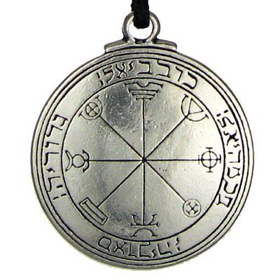 Pentacle of Mercury Talisman Key Solomon Seal Pendant Hermetic Enochian Kabbalah