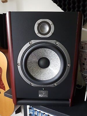 FOCAL Solo 6 BE Mint Condition 2-Way Near-Field Pro Studio Monitors (Pair)
