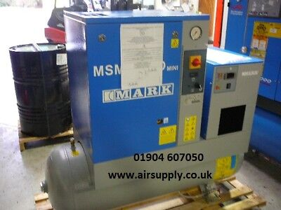 Air Compressor Screw Compressor Single Phase air dryer on tank 0 hours