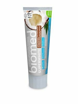 Splat Biomed Superwhite Coconut Whitening Toothpaste