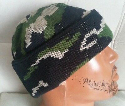 Russian army wool hat FLORA Army issued for Mountain Brigades winter demi-season