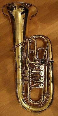 5/4 F Tuba GESSNER 5 Ventile. Made in Germany