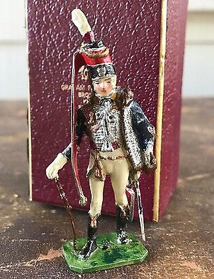 Graham Farish Military Officer of the 10th Hussars 1805 Russell Gammage Rare
