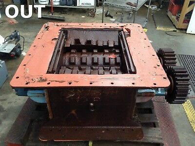 "Toothed Roll/Coal Crusher Breaker w/ 22""X30"" Inside/ 40""X40"" Top Flange"