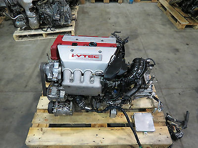 K20A TYPE R ENGINE & 6 SPEED LSD Transmission, JDM 02-05 Honda Civic EP3 CTR